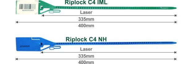 Lacres de Segurança Riplock C4
